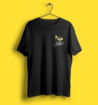 EnduroBanana-front-Crew-neck-male-tshirt