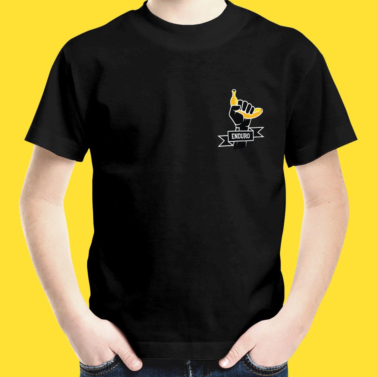 3c9270726 Enduro Banana Short Sleeve Jersey – Kids - Double Drop Apparel