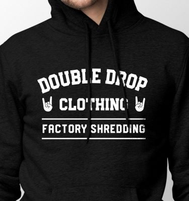FactoryShredding_Mens_Hoodie_Black_Front_Zoom
