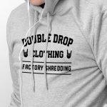 FactoryShredding_Mens_Hoodie_Grey_Front_Zoom