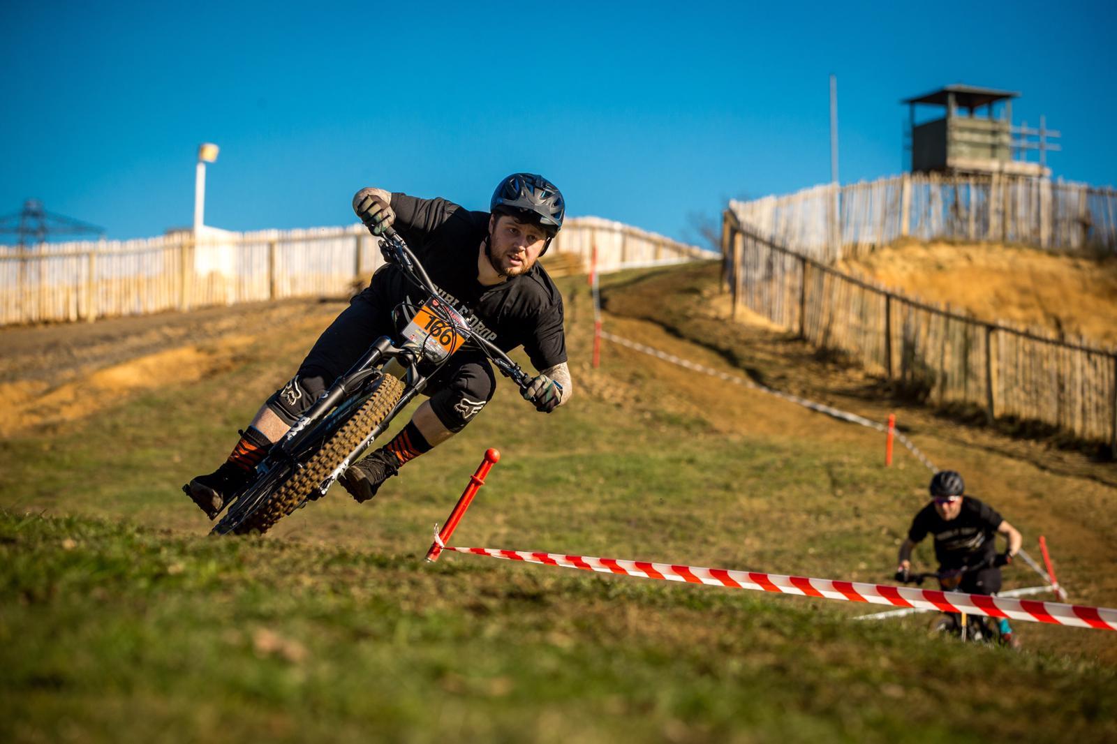 Ben Matthews Double Drop Race team pedalhounds canada heights