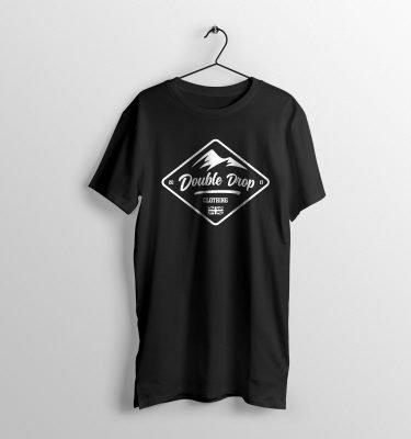 DoubleDropMountainBadge_Tshirt
