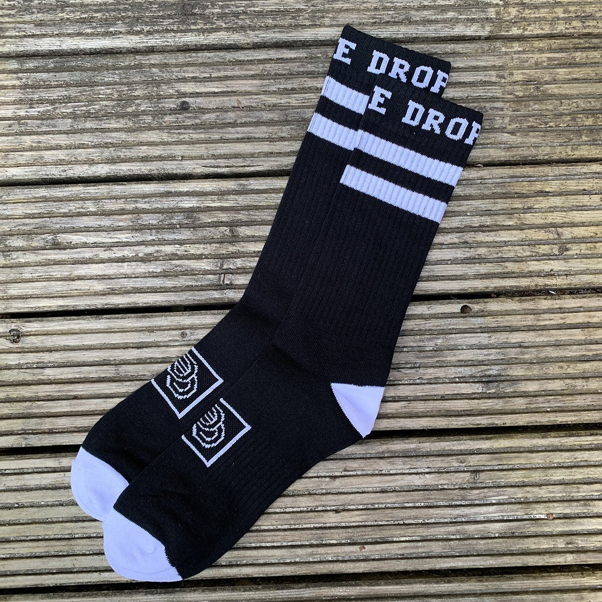 Double Drop Socks
