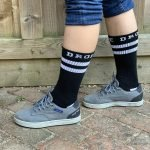 Double Drop Women's cycling mtb socks