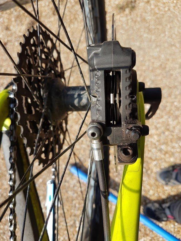 Mountain Bike Brake Calibre