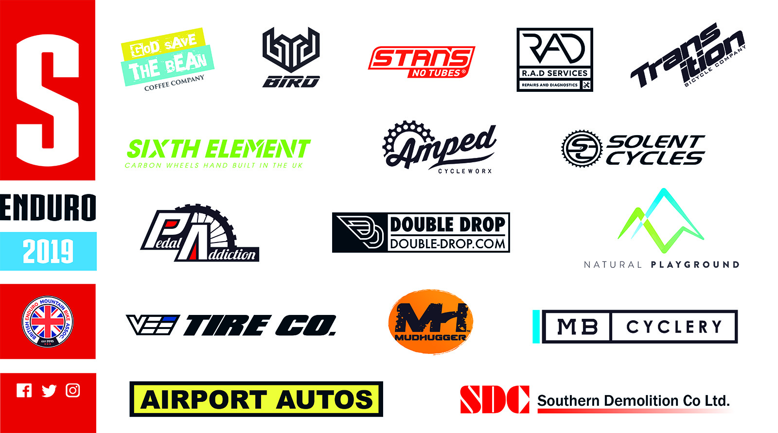We're sponsoring Southern Enduro 2019