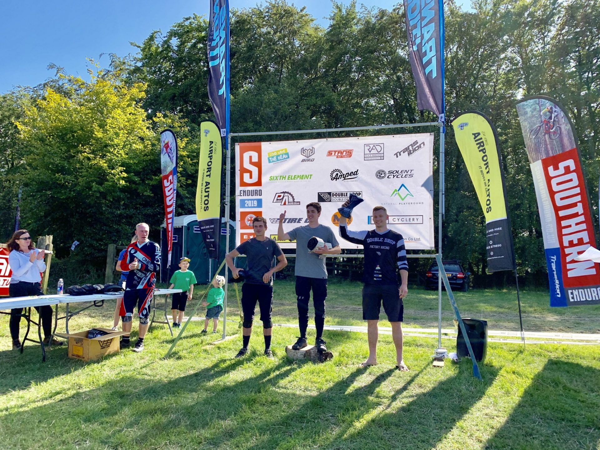 Southern Enduro Round 2 Triscombe