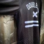 Double Drop Cross Fade Jersey Side Vents