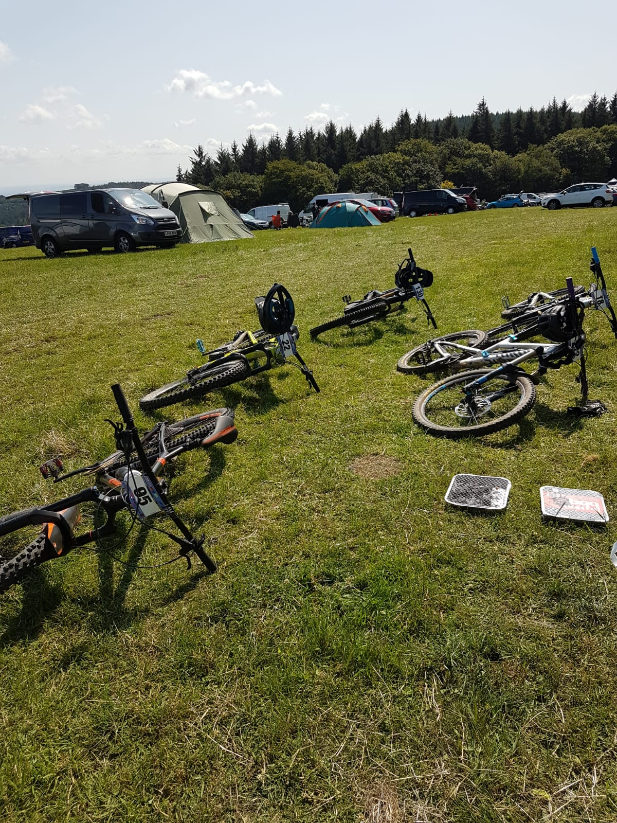 Double Drop Race team triscombe southern enduro bikes