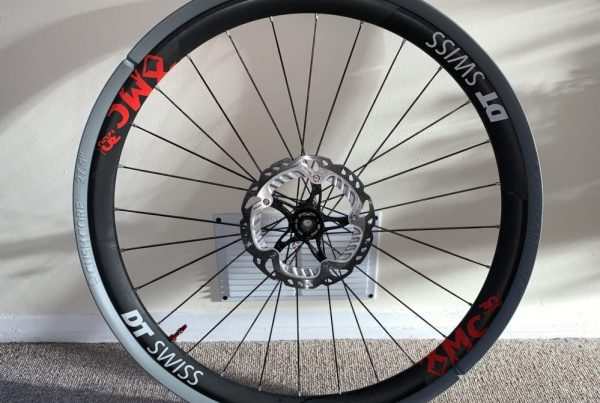 DT Swiss XMC Carbon rim With Cushcore