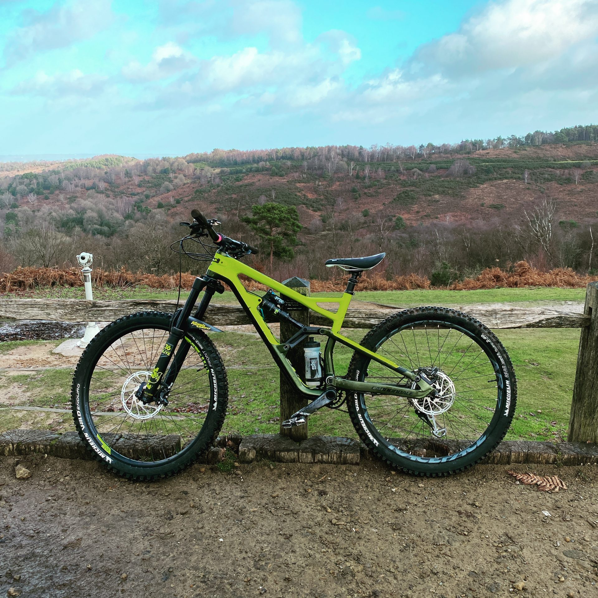 Cannodale Jekyll 2 27.5 Hindhead