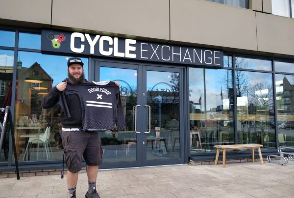 Double Drop Jersey Cycle Exchange Kingston