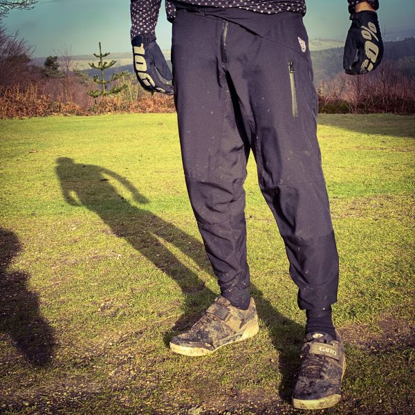 Double Drop Raid MTB Pants - Front