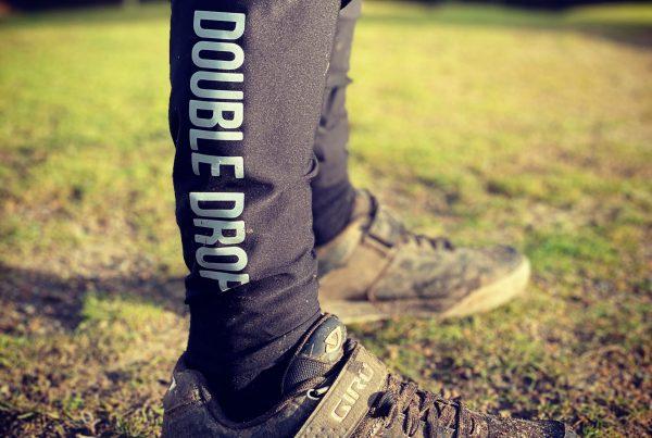 Double Drop Raid MTB Pants - Ankle Closeup