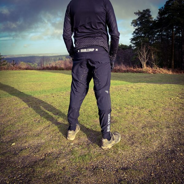 Double Drop Raid MTB Pants - Back