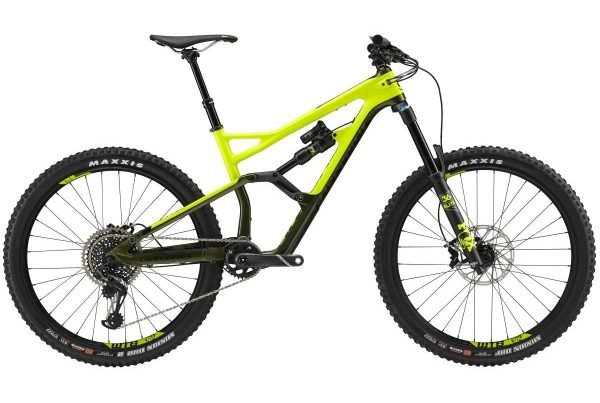 Cannondale Jekyll 2 27.5 Double Drop Clothing