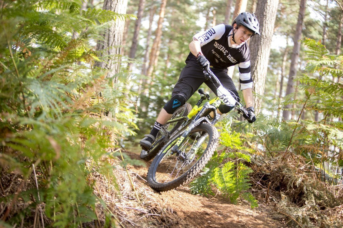 Will Brett-Atkin Double Drop Clothing Cannondale Jekyll