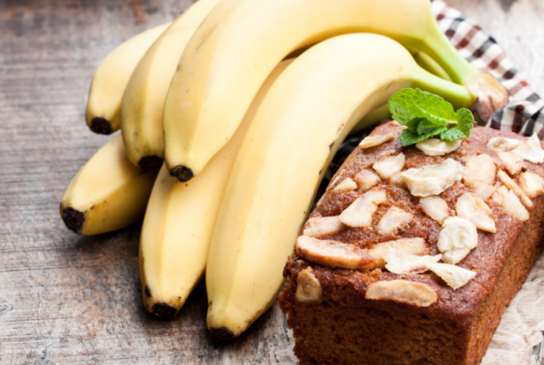 Sugar Free Banana Bread Load by Buddha Fruit