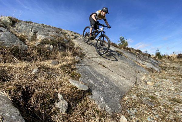 Will Brett Bikes Tawr Du Coed y Brenin Black Bull Trail